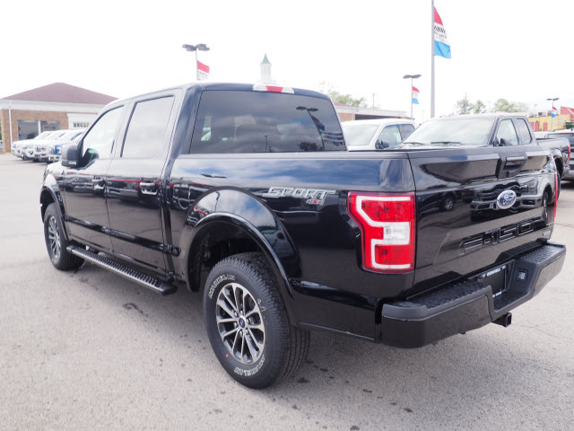 2018 F-150 SuperCrew Cab 4x4,  Pickup #L11469 - photo 2