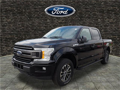 2018 F-150 SuperCrew Cab 4x4,  Pickup #L11469 - photo 1