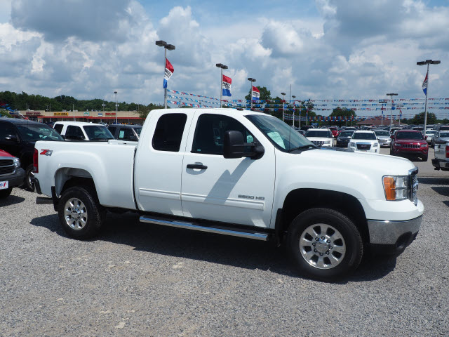 2013 Sierra 2500 Extended Cab 4x4,  Pickup #L12087A - photo 5