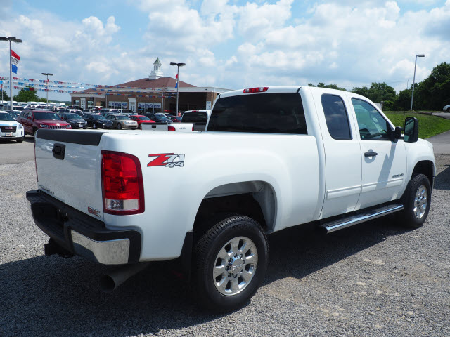 2013 Sierra 2500 Extended Cab 4x4,  Pickup #L12087A - photo 6