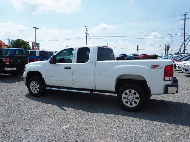 2013 Sierra 2500 Extended Cab 4x4,  Pickup #L12087A - photo 8