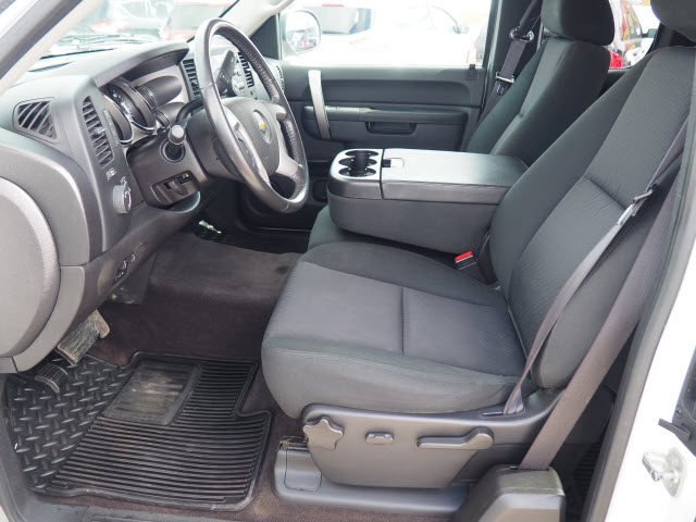 2013 Silverado 1500 Double Cab 4x4, Pickup #L22335B - photo 9