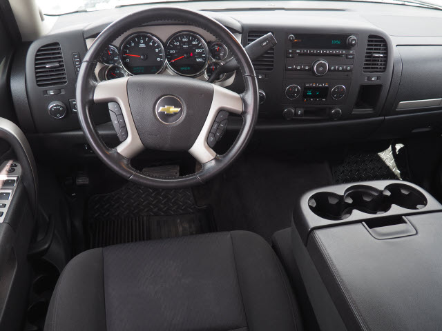 2013 Silverado 1500 Double Cab 4x4, Pickup #L22335B - photo 12