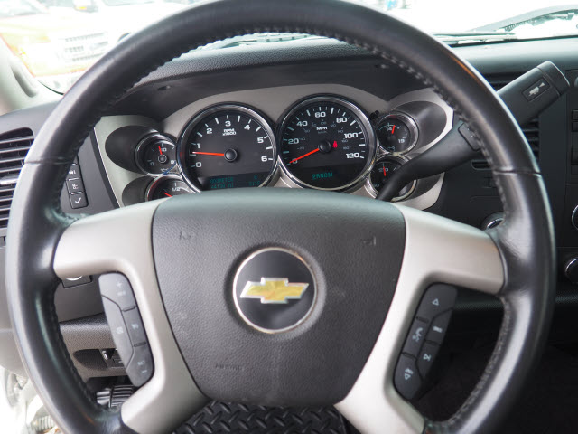 2013 Silverado 1500 Double Cab 4x4, Pickup #L22335B - photo 17