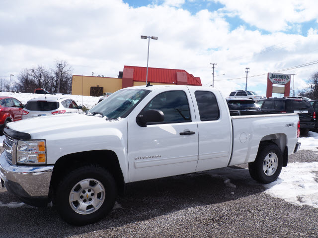 2013 Silverado 1500 Double Cab 4x4, Pickup #L22335B - photo 8
