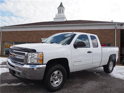 2013 Silverado 1500 Double Cab 4x4, Pickup #L22335B - photo 1