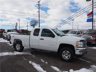 2013 Silverado 1500 Double Cab 4x4, Pickup #L22335B - photo 5