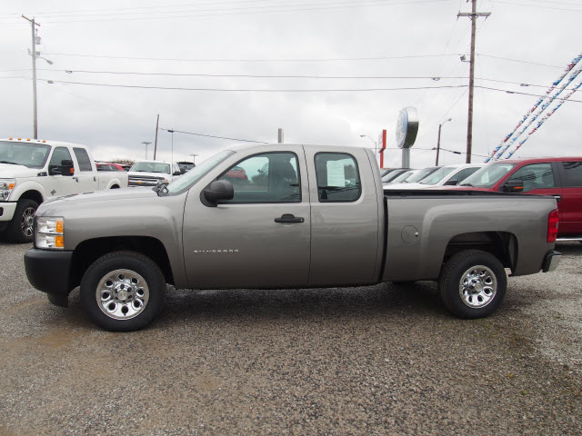 2012 Silverado 1500 Extended Cab 4x2,  Pickup #L22360B - photo 8