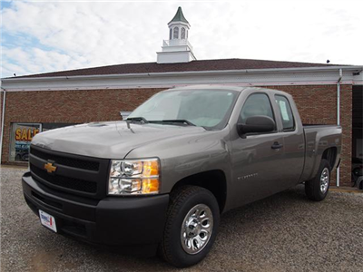2012 Silverado 1500 Extended Cab 4x2,  Pickup #L22360B - photo 1