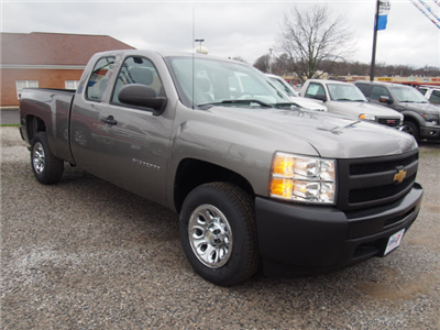 2012 Silverado 1500 Extended Cab 4x2,  Pickup #L22360B - photo 4