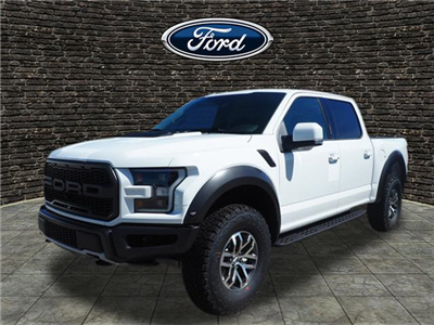 2018 F-150 SuperCrew Cab 4x4,  Pickup #L25949 - photo 1