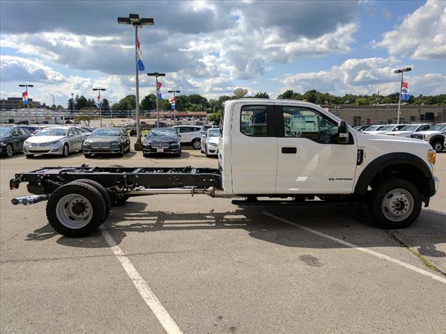 2017 F-550 Super Cab DRW 4x4 Cab Chassis #L34805 - photo 6