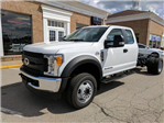 2017 F-550 Super Cab DRW 4x4 Cab Chassis #L34805 - photo 1