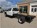 2017 F-550 Super Cab DRW 4x4 Cab Chassis #L34806 - photo 1