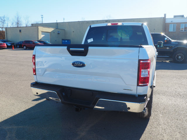 2018 F-150 SuperCrew Cab 4x4, Pickup #L41528 - photo 5