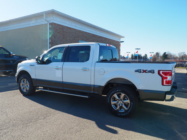 2018 F-150 SuperCrew Cab 4x4, Pickup #L41528 - photo 2