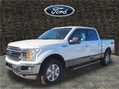 2018 F-150 SuperCrew Cab 4x4, Pickup #L41528 - photo 1