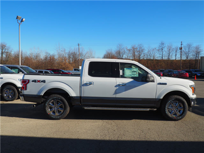 2018 F-150 SuperCrew Cab 4x4, Pickup #L41528 - photo 4
