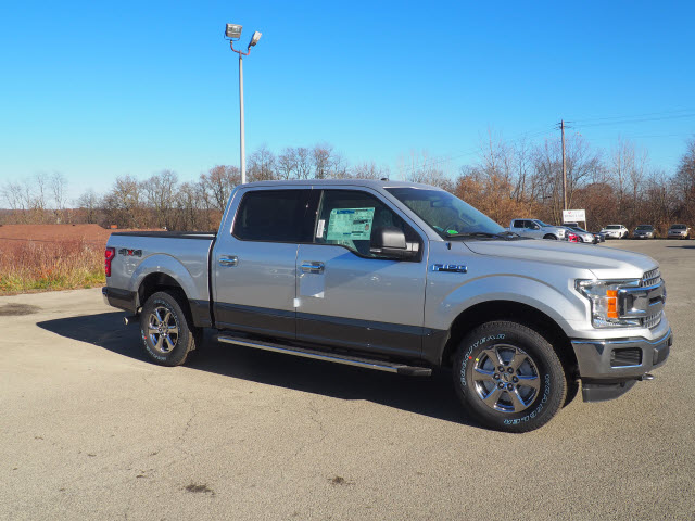 2018 F-150 SuperCrew Cab 4x4, Pickup #L41529 - photo 4