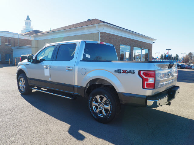 2018 F-150 SuperCrew Cab 4x4, Pickup #L41529 - photo 2
