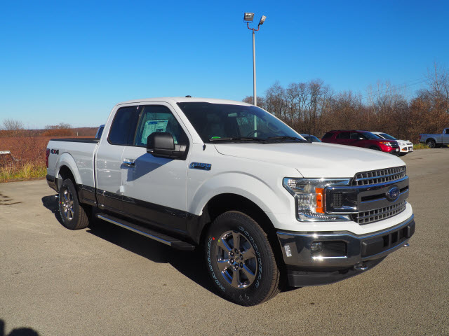 2018 F-150 Super Cab 4x4,  Pickup #L41530 - photo 3