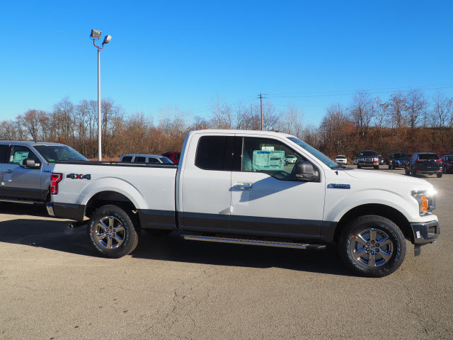 2018 F-150 Super Cab 4x4,  Pickup #L41530 - photo 4