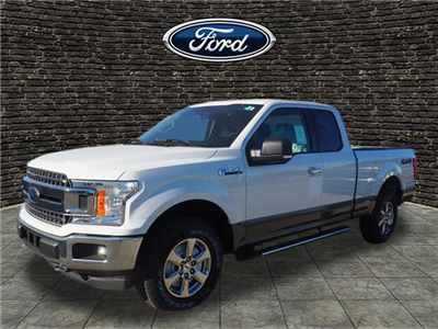 2018 F-150 Super Cab 4x4,  Pickup #L41530 - photo 1