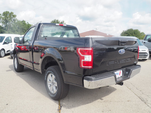 2018 F-150 Regular Cab 4x4 Pickup #L42988 - photo 2