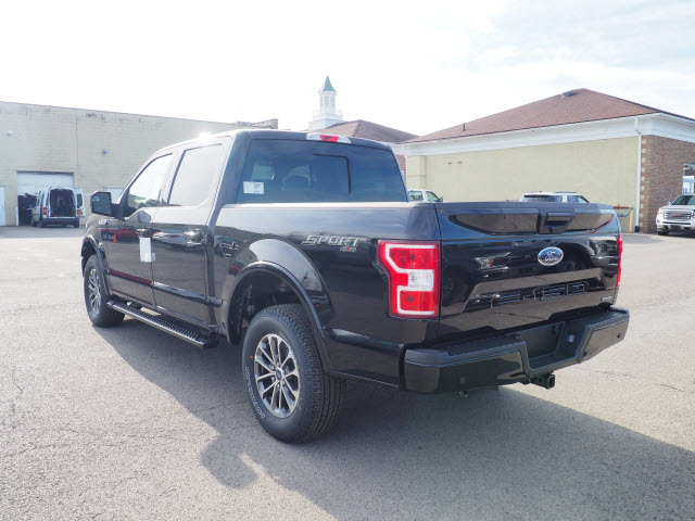 2018 F-150 Crew Cab 4x4 Pickup #L54507 - photo 2