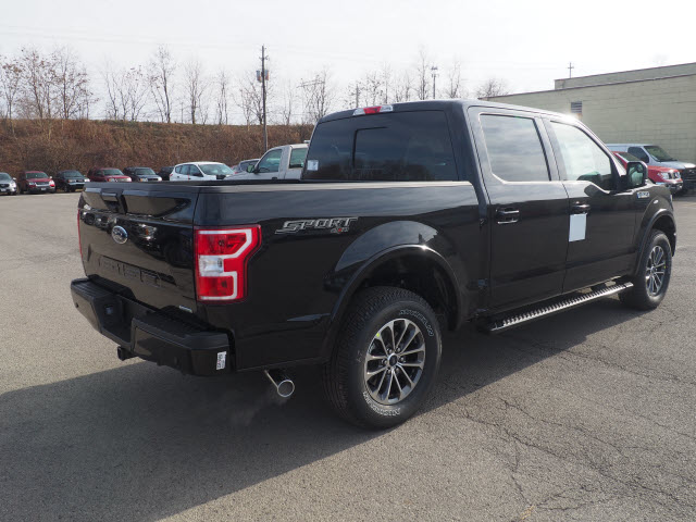2018 F-150 Crew Cab 4x4 Pickup #L54507 - photo 4