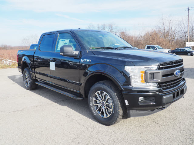 2018 F-150 Crew Cab 4x4 Pickup #L54507 - photo 5