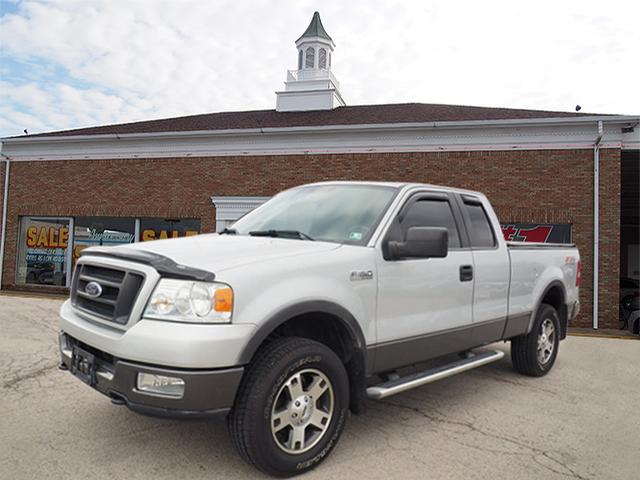 2005 F-150 Super Cab 4x4, Pickup #L54509A - photo 1
