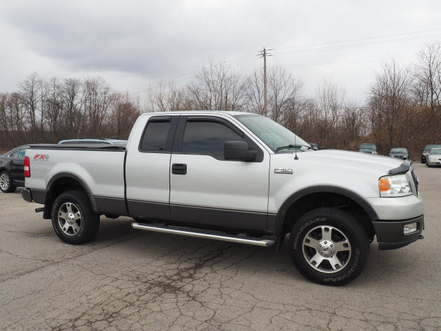 2005 F-150 Super Cab 4x4, Pickup #L54509A - photo 5