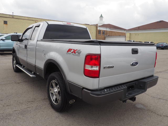 2005 F-150 Super Cab 4x4, Pickup #L54509A - photo 2