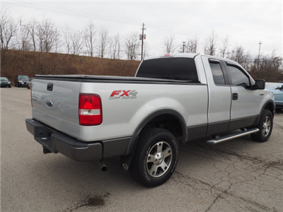 2005 F-150 Super Cab 4x4, Pickup #L54509A - photo 6