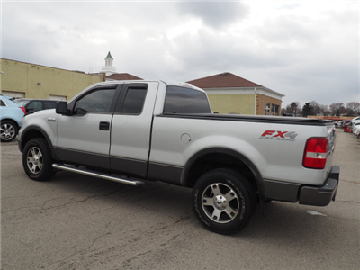 2005 F-150 Super Cab 4x4, Pickup #L54509A - photo 8