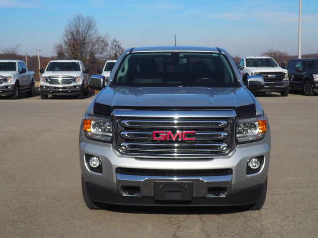 2016 Canyon Crew Cab 4x4 Pickup #L61164A - photo 8