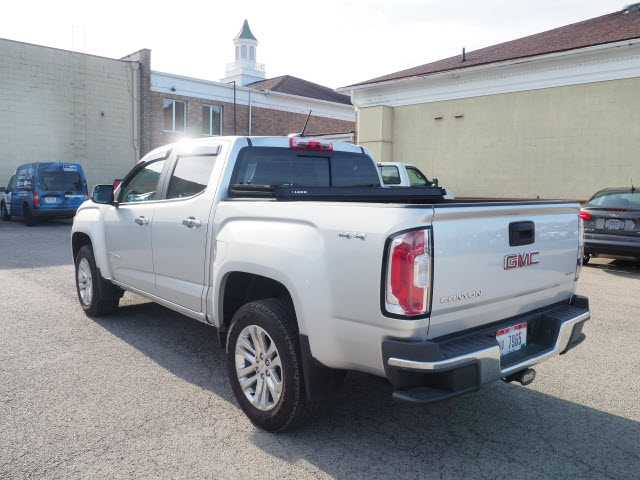 2016 Canyon Crew Cab 4x4 Pickup #L61164A - photo 3