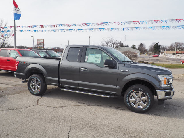 2018 F-150 Super Cab 4x4,  Pickup #L66938 - photo 6