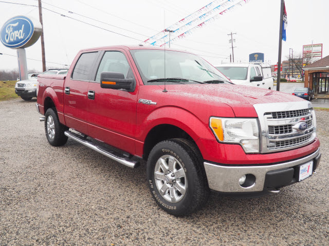 2013 F-150 Super Cab 4x4, Pickup #L66983A - photo 4