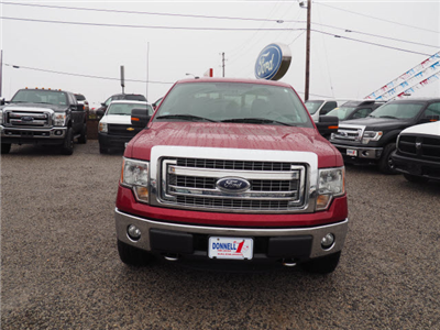 2013 F-150 Super Cab 4x4, Pickup #L66983A - photo 3