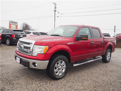 2013 F-150 Super Cab 4x4, Pickup #L66983A - photo 29