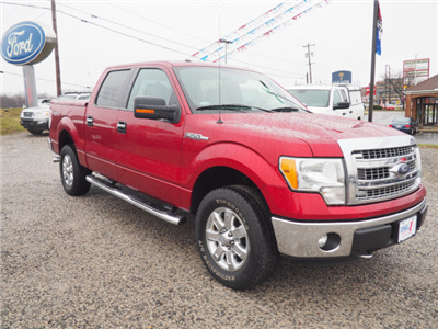 2013 F-150 Super Cab 4x4, Pickup #L66983A - photo 30
