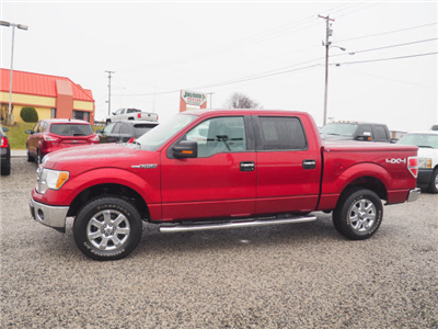 2013 F-150 Super Cab 4x4, Pickup #L66983A - photo 8