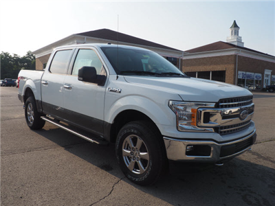 2018 F-150 SuperCrew Cab 4x4,  Pickup #L67364 - photo 1