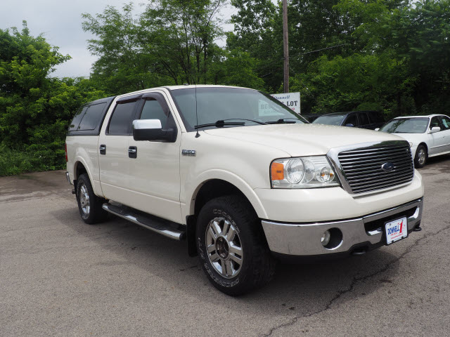 2008 F-150 Super Cab 4x4,  Pickup #L67881B - photo 4