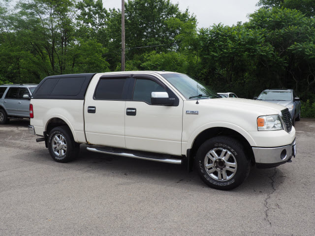 2008 F-150 Super Cab 4x4,  Pickup #L67881B - photo 5