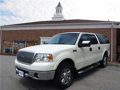 2008 F-150 Super Cab 4x4,  Pickup #L67881B - photo 1