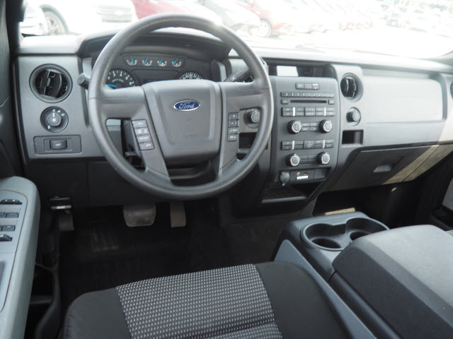 2014 F-150 Super Cab 4x4,  Pickup #L75120A - photo 10