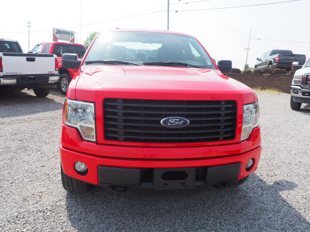 2014 F-150 Super Cab 4x4,  Pickup #L75120A - photo 3